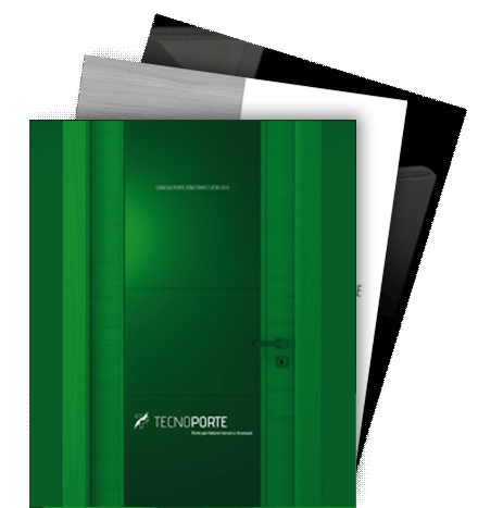 Nuovo catalogo porte sfinestrate e vetri 2019